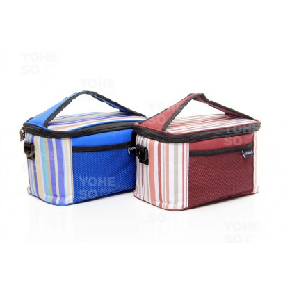 YOHESO 5L Large Insulated Thermal Lunch Box Warm Cooler Food Bag 1031